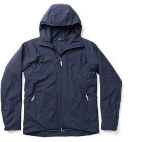 Houdini Heavenly Houdi Jacket Men, blue illusion